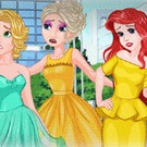 game Princesses Bridesmaids Rush