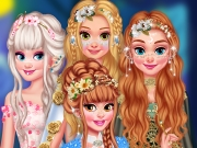 game Princesses Enchanted Forest Ball