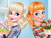 game Princesses Florists
