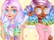 game Princesses Kawaii Looks And Manicure