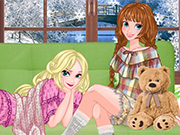 game Princesses Lifestyle: Cosy And Active