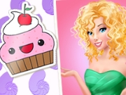 game Princesses Postcard Maker