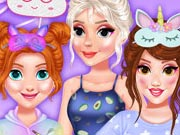 game Princesses Slumber #Fun Party