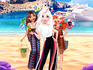 game Princesses Travel Diaries Greece