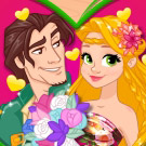 game Rapunzel Blooming Romance