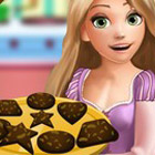game Rapunzel Cooking Homemade Chocolate