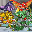 game Robo Duel Fight 3