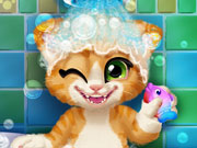 game Rusty Kitten Bath