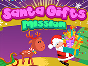 game Santa Gifts Mission