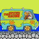 game Scooby-doo: The Mystery Machine Ride 2