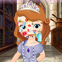 game Sofia Facial Skin Doctor