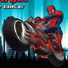game Spider-man Super Bike