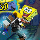game SpongeBob Bike 3D