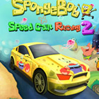game Spongebob Speed Car Racing 2