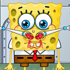 game Spongebob Squarepants Nose Doctor