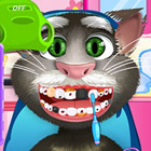 game Talking Tom Tooth Decoration