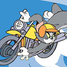 game Tom And Jerry Bikers