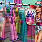 game Tris Beachwear Dolly Dress Up