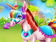 game Unicorn Beauty Salon