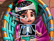 game Vanellope Injured Emergency
