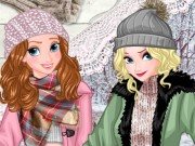 game Winter Warming Tips For Princesses