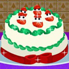 game Yummy Strawberry Cake