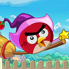 game Angry Birds Magic Castle