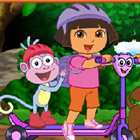 game Dora The Explorer Find Those Puppies