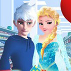 game Elsa and Jack Party Prep