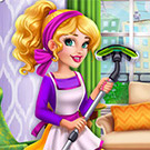 game Girls Fix It: Audrey Spring Cleaning