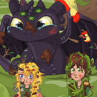 game How To Train Your Dragon Swamp Accident