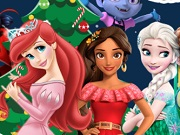 game Princess Christmas Coloring Book 2018