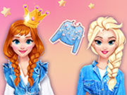 game Princesses Cool #denim Outfits